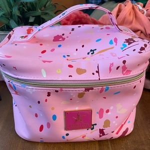 Jeffree Star limited edition cosmetics bag